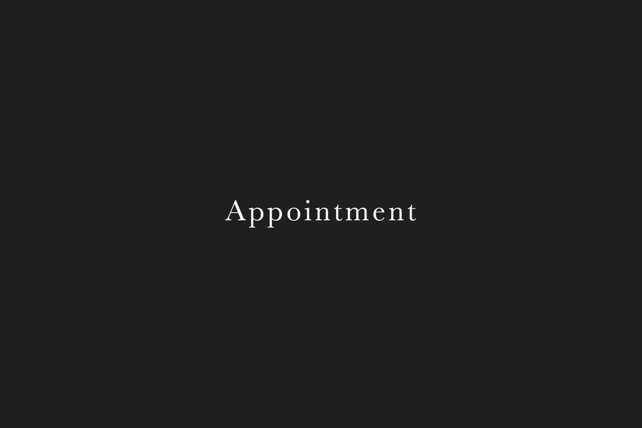 Appointment | HLF