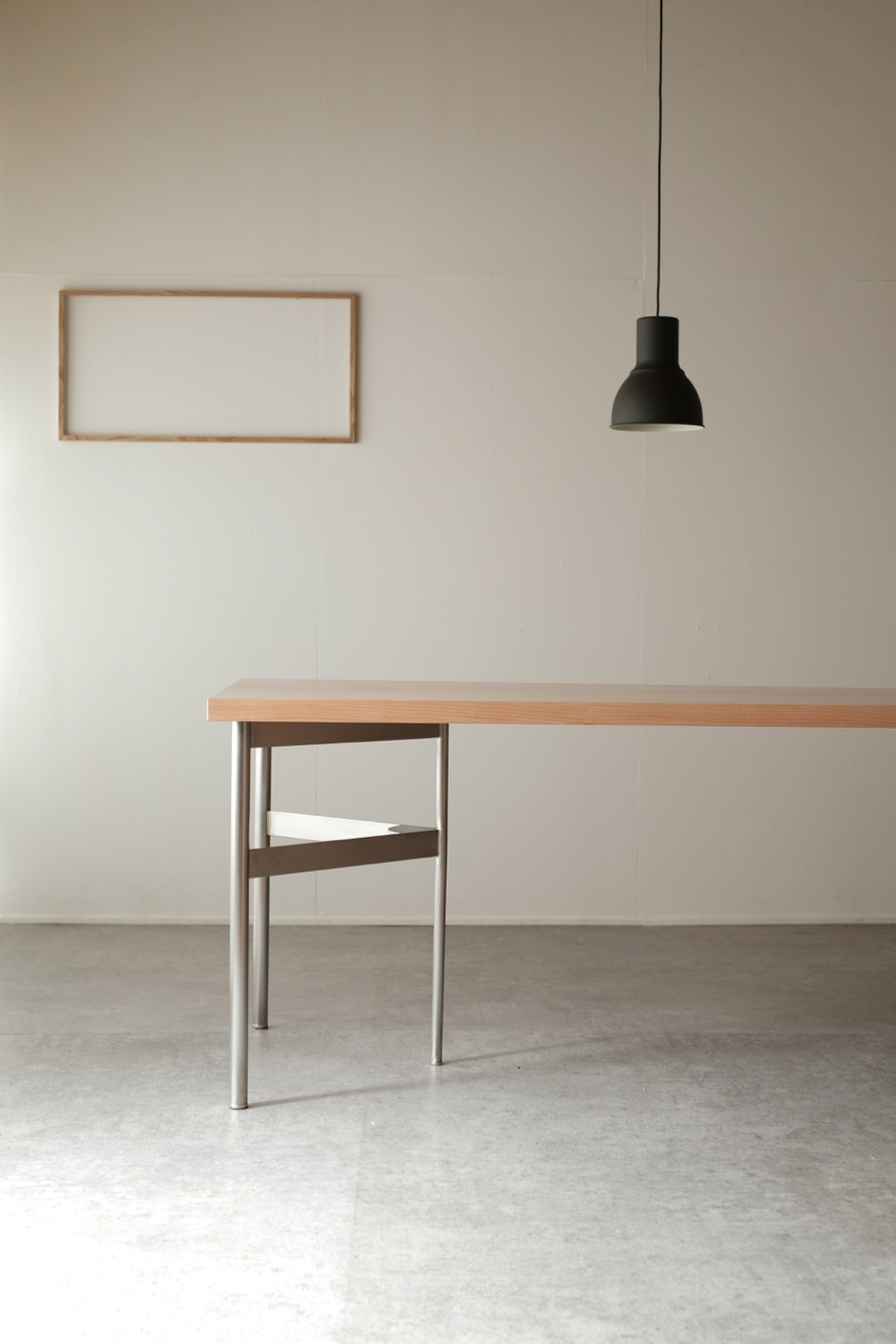 Medical wood dining table | HLF